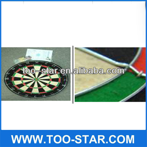 Hot Sale18 Wooden Dart Board Stands With 6pcs Dart