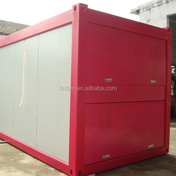 Foldable Container Quick Assembly Prefab Expandable Container House