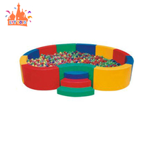 Nuovo arrivo filippine indoor soft play tunnel attrezzature soft play pozzi <span class=keywords><strong>palla</strong></span>