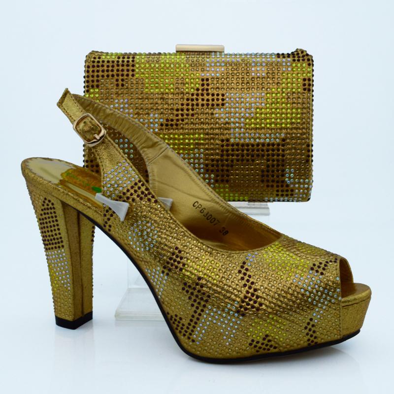 Set Bag And Shoe For Italian Women Blue Xnaiftw