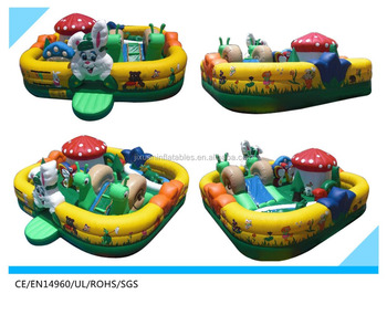 Hot Sale Juegos Inflables Inflatable Playground Rentals Buy