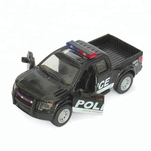 car toys pickup truck alloy police model cars 2013 ford F-150 SVT raptor