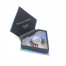 3D Faux Mink Lashes 3D Silk Eyelashes Private Label Eyelash Packaging
