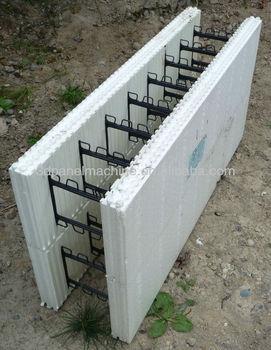 Eps Concrete Form Block Machine Icf Machine Icf Block