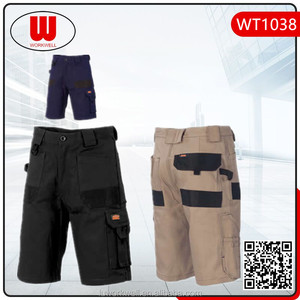 Mens high quality work shorts