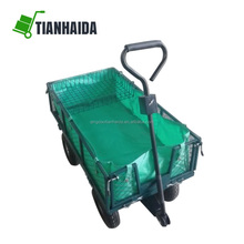 farm and ranch lowes steel garden cart
