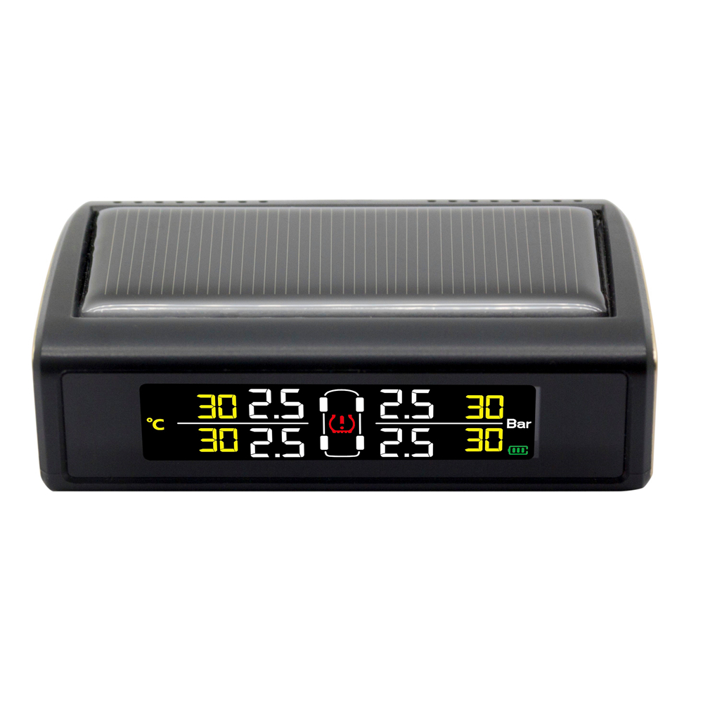 Tpms Truck tool tire pressure monitoring system for truck solar powered with build in tire sensor