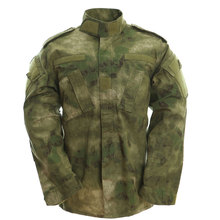 Camouflage Military Field Combat uniform A-TACS FG