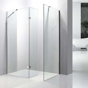 Bathroom Shower Enclosure 7685g Two Doors Fixed And Mobile Door Gl Screen Walk In Bath