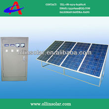 On-grid Solar Power Supply System