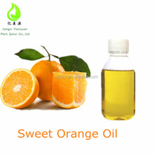 100% Pure Natural Sweet Orange Oil/ Perfume Compound