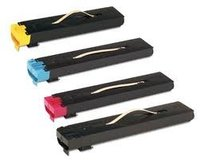 DocuColour-240, 242, 250, 252, 260, WorkCentre-7655, 7665, 7675, 7500 TONER CARTRIDGE YELLOW, MAGENTA, CYAN, BLACK