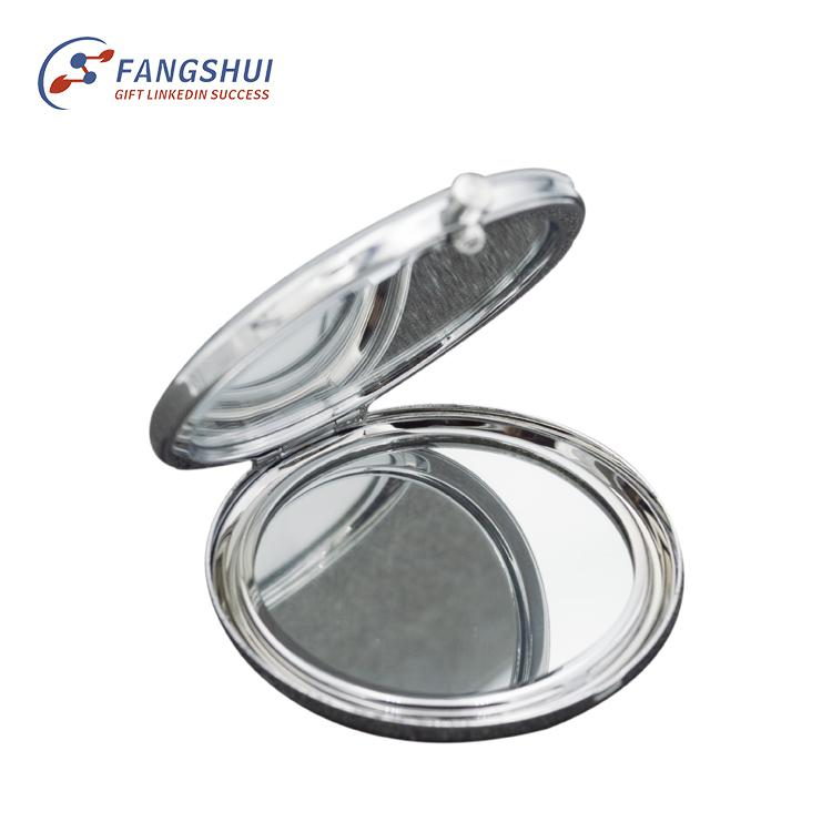Easy Carrying Wholesale Mini Make Up Mirror Vanity Compact Mirror Mini  Pocket Mirror - Buy Pocket Mirror,Compact Mirror,Vanity Mirrors Product on