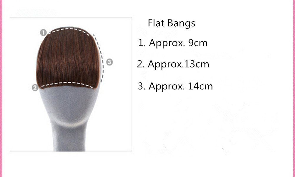 Buy Bestlee Synthetic Hair One Piece Straight Clip In Hair
