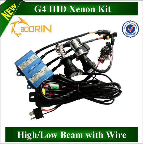 Electric Outboard Motor Kit: Electric Outboard Conversion Kit Hot Sale G4 35w 55w Hid