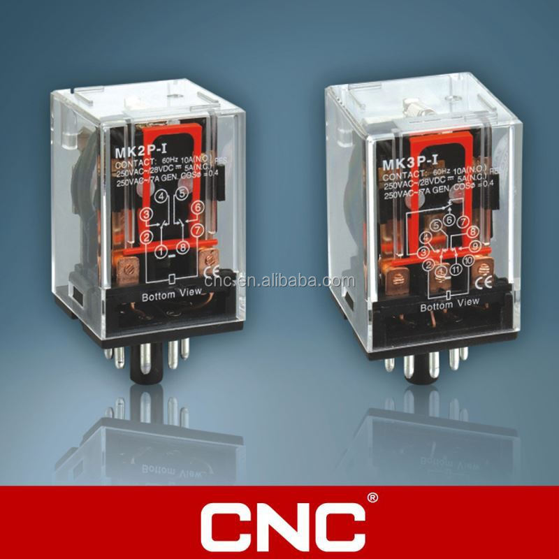 MK General relay overcurrent relay