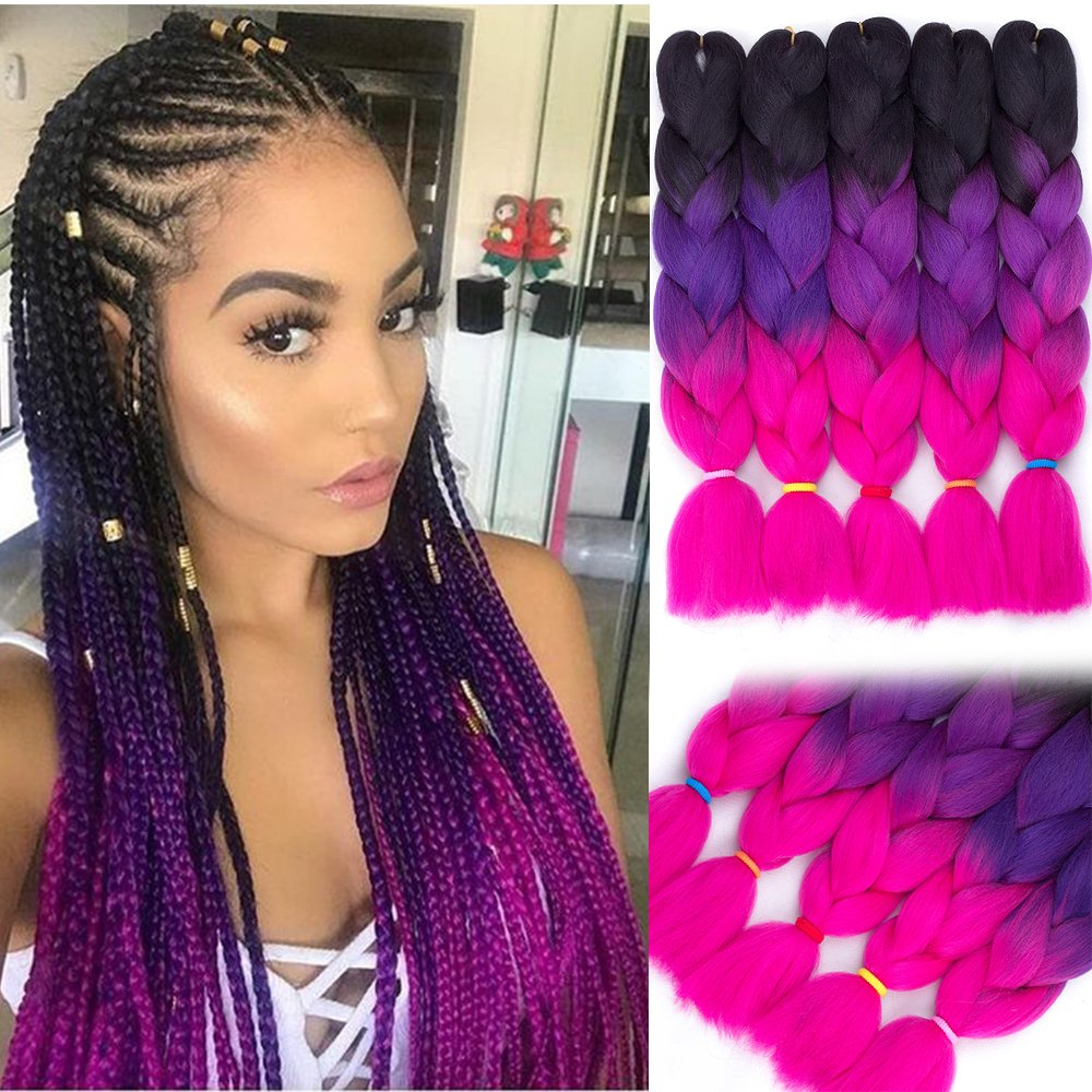 Cheap Purple Ombre Extensions Find Purple Ombre Extensions Deals On