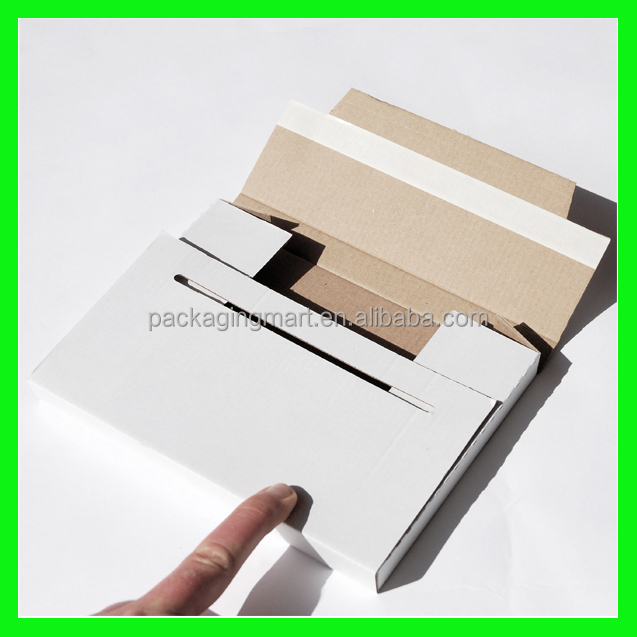 Nz106 Special Design Corrugated Cardboard Envelope Cd & Dvd ...