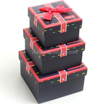 Christmas gift boxes wholesale