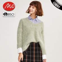 7ffca5973 New design peruano mohair malhas chunky knit sweater para mulheres