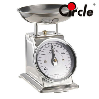 Mechanical stainless steel kitchen scale 1kg buy kitchen for How much is a kitchen scale