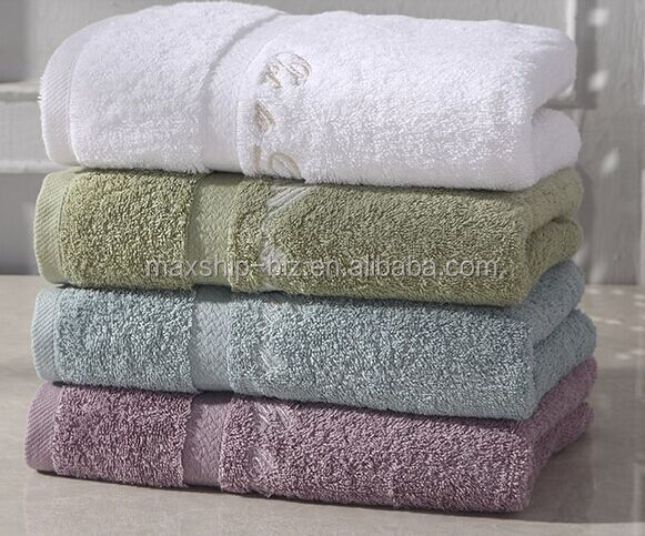 5 Star Hotel High Quality 100% Cotton Facial Bath Towel