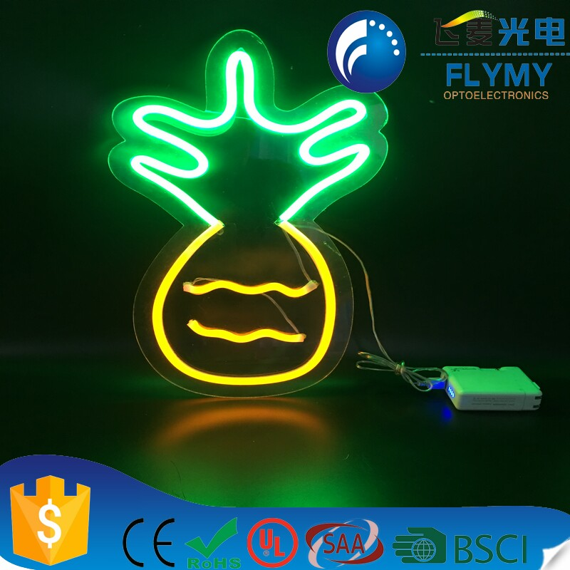 China Professional Neon Sign Factory Custom Made 3d Led Neon Signs