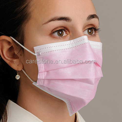 Non Woven Head-loop surgical disposable face mask