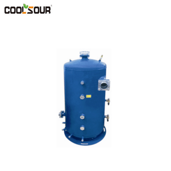 Coolsour Oil Separator For Screw Compressor , Centrifugal Oil Separator