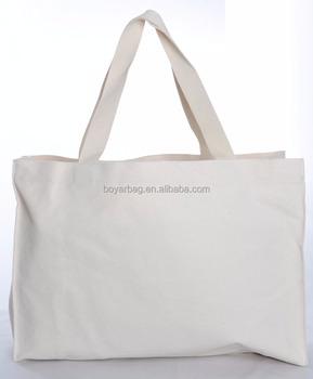 Fashion Heavy Duty Canvas Tote Bag