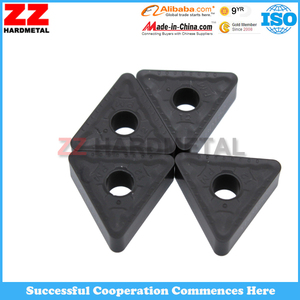 wear resistant cnc turning insert for maching lathe