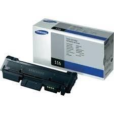 Samsung Genuine Brand Name, OEM MLTD116S (MLTD-116S) Black Laser Toner Cartridge (1.2K YLD) for SL-M2625D, SL-2675F, SL-M2825DW, SL-M2835DW, SL-M2875FD, SL-M2875FW, SL-M2885FW Printers