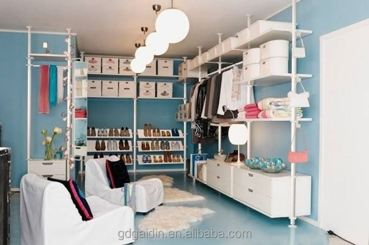 Interior fittings for wardrobes & accessories and closet cloakroom walk in wardrobe design ideas