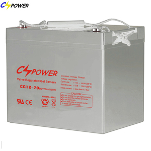 3 years warranty long life deep cycle solar gel battery 12v 45ah price