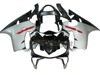 Injection Fairing Kit for Honda CBR F4I 2001 2002 2003 Fairing CBR600RR Silver Black