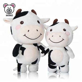Modis Anak Anak Kartun Putih Dan Hitam Milka Sapi Mewah Mainan Oem Kustom Lucu Bayi Dan Ibu Stuffed Animal Lembut Mewah Sapi Mainan Buy Sapi Mainan Mewah Sapi Milka Sapi Mewah Mainan Product
