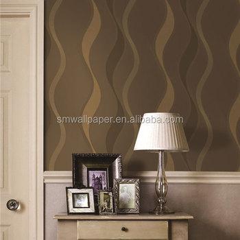 Italian Design Cheap Glitter Bright Color Wallpaper 3d On The Wall