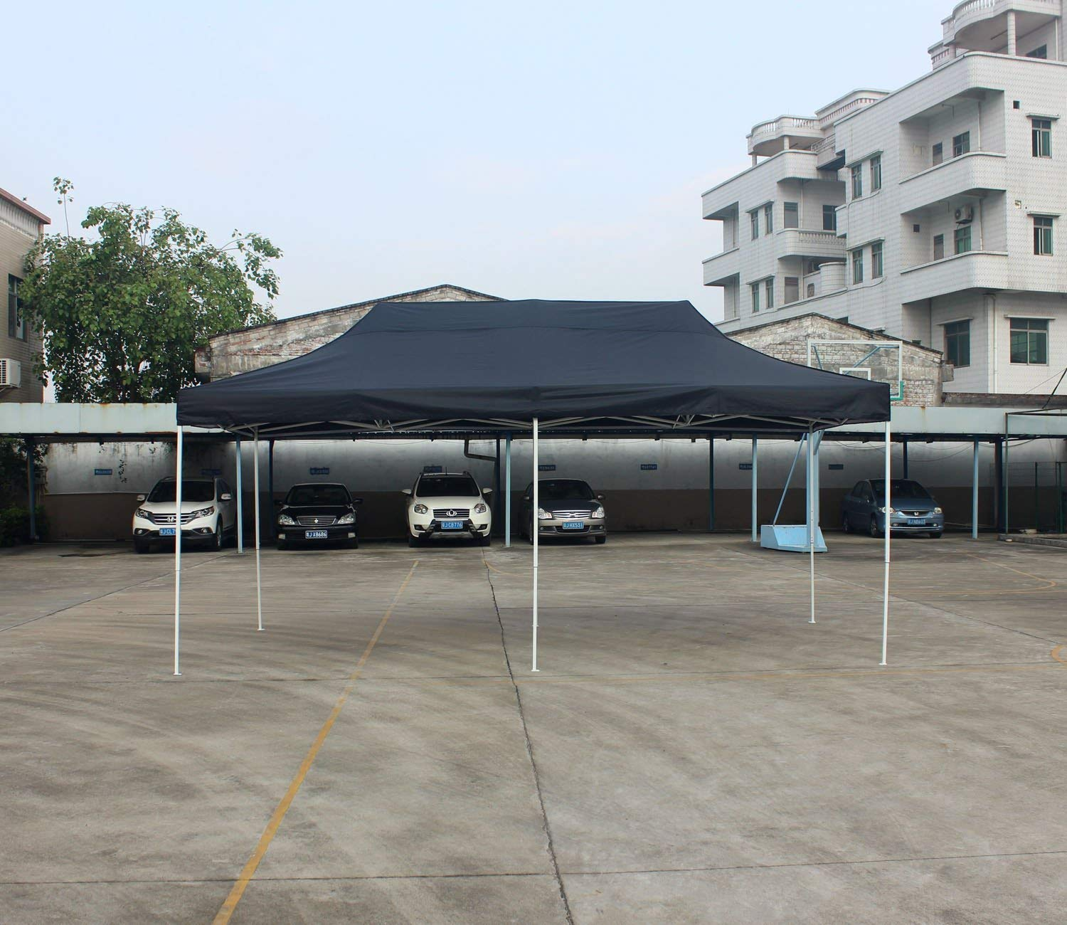 Get Quotations · American Phoenix 10x10 10x15 10x20 [White Frame] Portable Event Canopy Tent Canopy Tent & Cheap King Canopy 10x20 find King Canopy 10x20 deals on line at ...