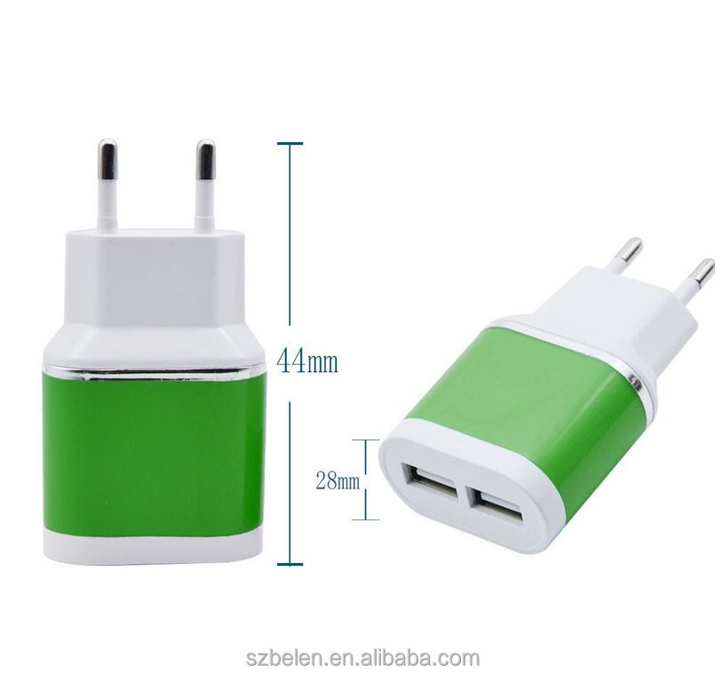 Shenzhen Travel Charger Dual Usb Mobile Travel Charger Importer Phone Accessories