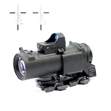 1-4X 32F, s accessories adjustable brightness and OEM rifle scope optical sight optical scope OEM optical scope