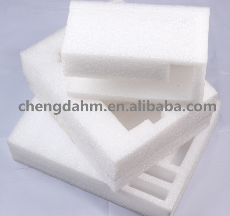 Custom Cut EPE Foam Protect Fragile Product, EPE Foam Gap Fill