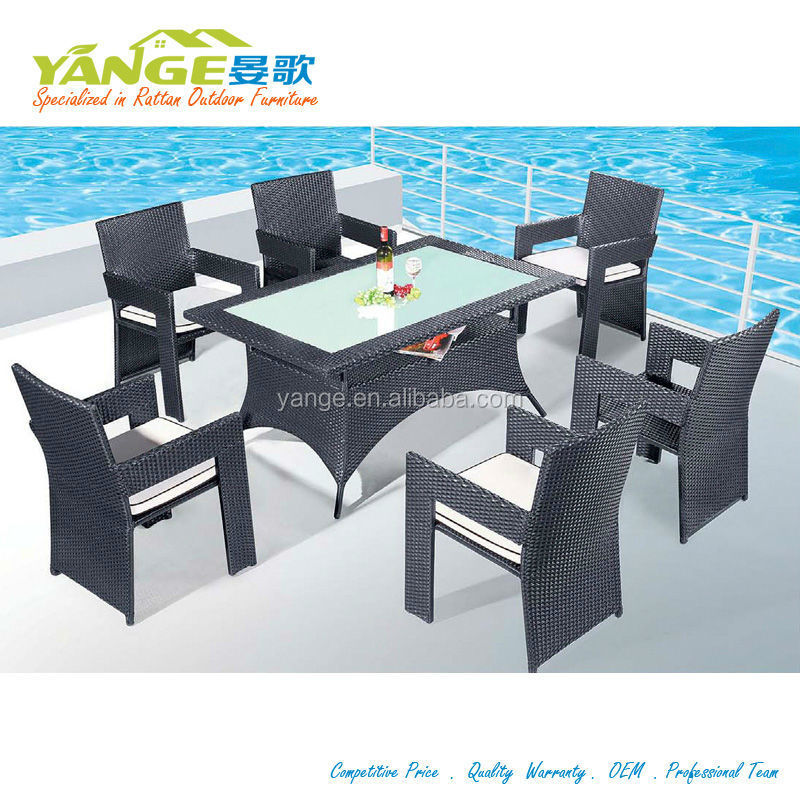 Awe Inspiring Patio Rattan Dining Table And Chairs Alibaba Outdoor Furniture China Buy Alibaba Furniture Alibaba Outdoor Furniture Furniture Alibaba China Product Short Links Chair Design For Home Short Linksinfo