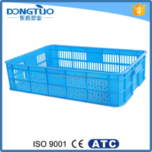 High quality plastic food crate, plastic milk crates for sale