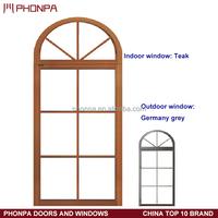 2016 Doors and window, colored window glass, window arc design