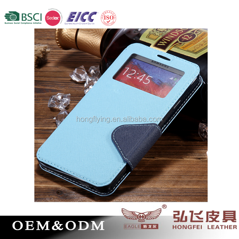 BSCI valid cellphone case for Samsung Note 3 2015 promotional