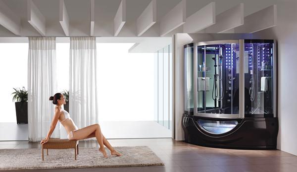 Cabina Sauna Vapor : Ducha de vapor precio lujo independiente baño ducha cabina hamman