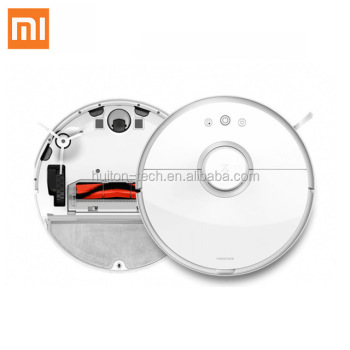 New Original Xiaomi Roborock S50 S51 Robot Vacuum Cleaner 2 Smart Cleaning  For Home Office Sweep Wet Mopping App Control - Buy Xiaomi Robot Vacuum