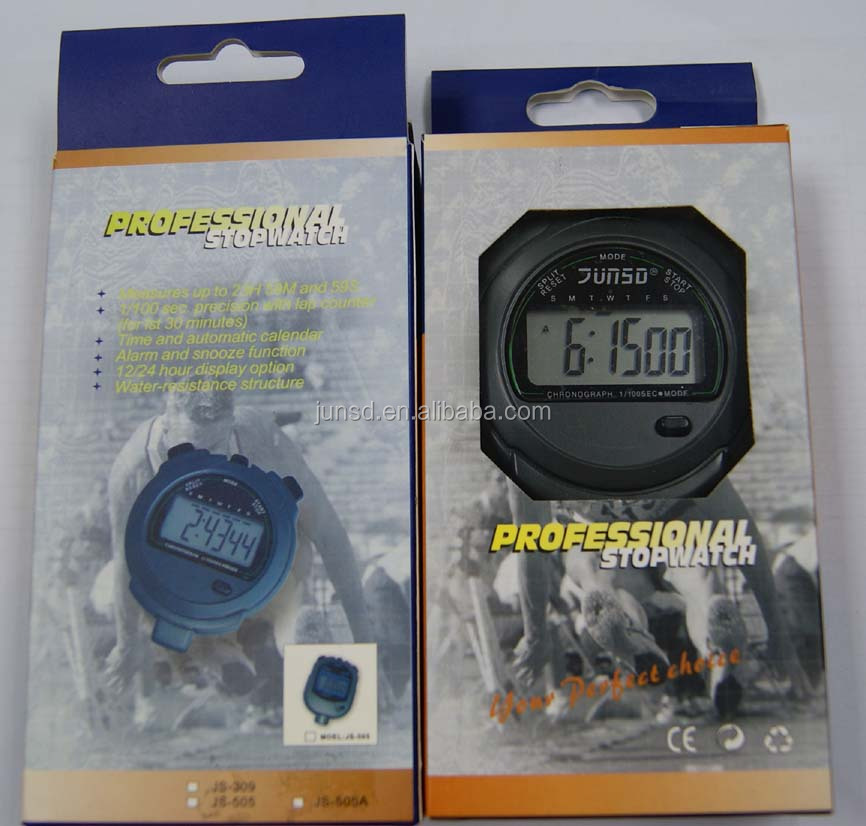 Junsd 2 Lap Memory Countdown Timer / Digital Stopwatch Large Screen Display  Js-505a From Junsd - Buy Digital Stopwatch,Countdown Timer,Large Screen