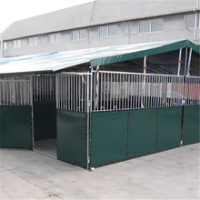 portable horse stall