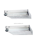 Stainless steel Range hood Slim cooker hood white color 220W
